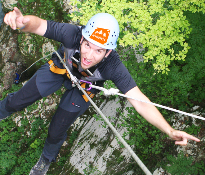high ropes in Borovets