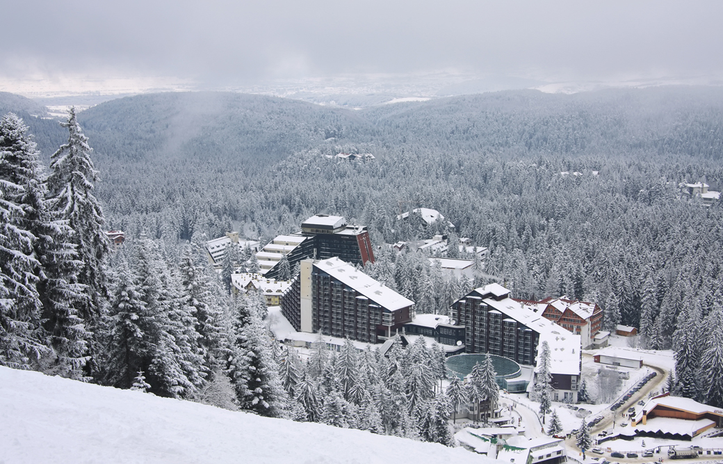 Borovets ski stag weekends