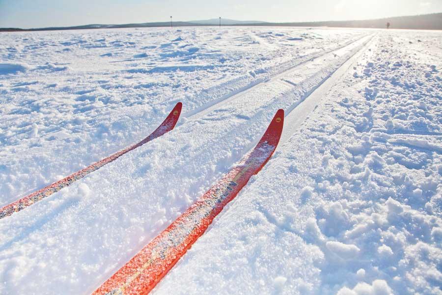 Ski touring in Borovets