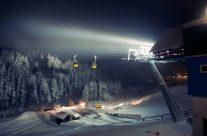 Book night skiing