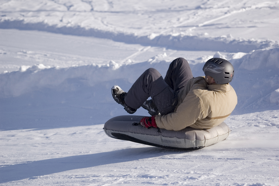 tubing in Borovets