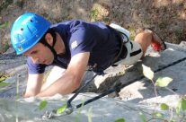 Climbing day trips