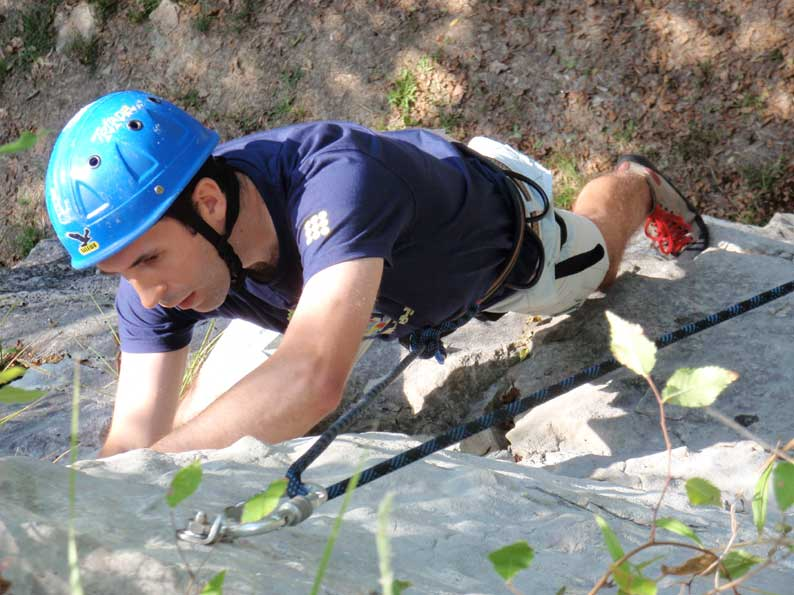 Climbing trips in Borovets