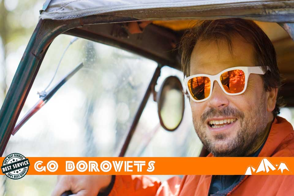 Jeep safari tours in Borovets, great for a stag party