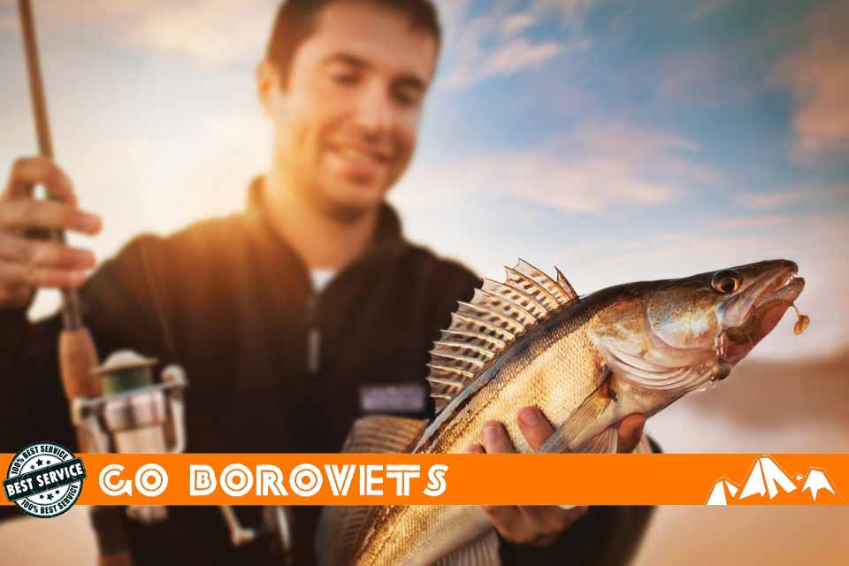 Day trips for fishing in Borovets