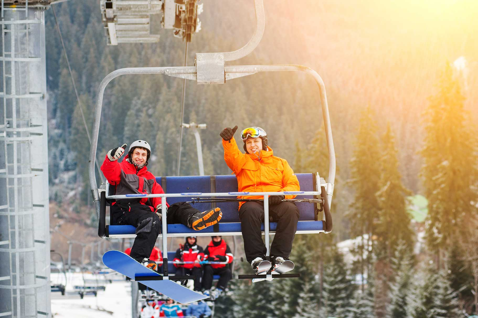 Go Borovets stag weekends and day tours