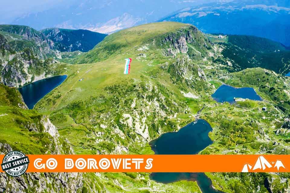 Rila mountain hiking tours in Borovets