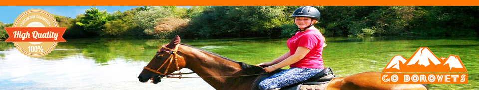 Horse riding tours in Borovets