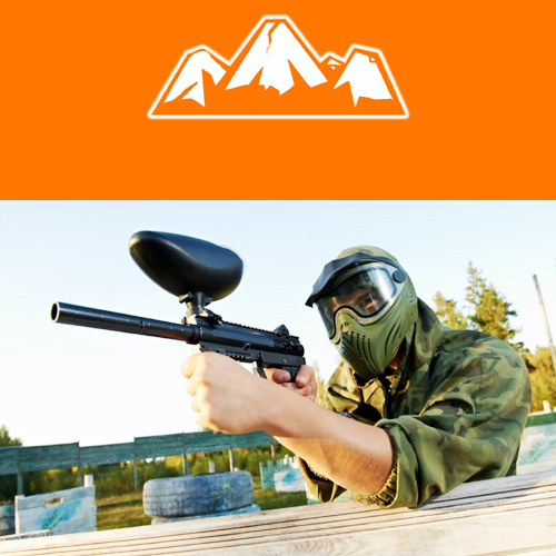 Paintballing in Borovets for stag do