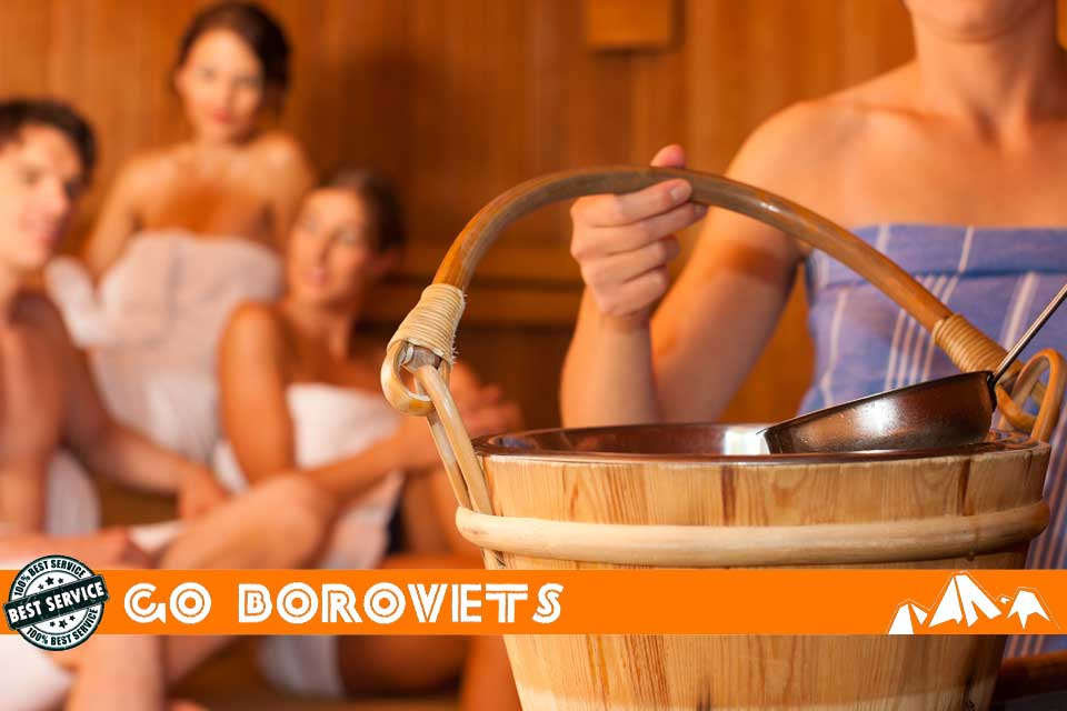 Spa day ski Borovets