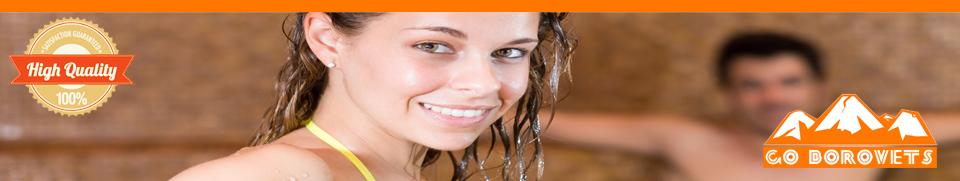 Book a spa day at the Samokov hotel