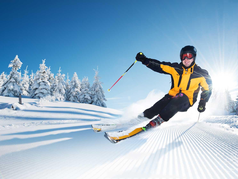stag ski holiday Borovets